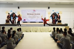 The 3rd TNI World Class Camp 2017