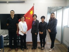 Courtesy visit of TNI to the Embassy of the People's Republic of China
