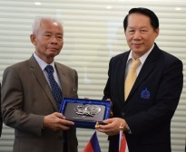 TNI welcomes the visit of Ambassador of Cambodia to Thailand