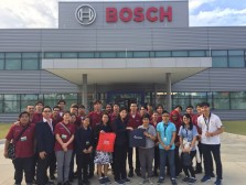 DGE Field Trip to Robert Bosch Automotive Technologies – Nov 20th, 2018