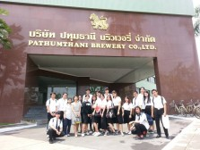 IBM Field Trip to Pathumthani Brewery – Mar 26th, 2019