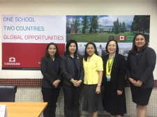 TNI Visited Thewphaingarm Canadian International School – Apr 10th, 2019