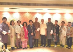 Ms. Pornanong Niyomka Horikawa, Vice President of TNI  visited Bhutan